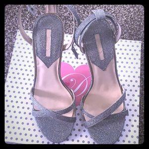 Glitter Heels sz 7 US